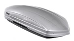 Thule Sonic Large Rooftop Cargo Box - 13 cu ft - Metallic Silver