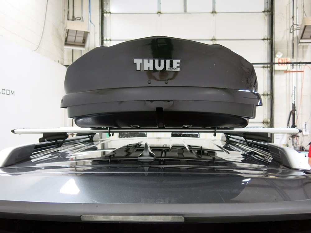 Thule Sonic Xl Rooftop Cargo Box 17 Cu Ft Glossy Black