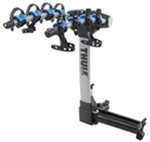 "Thule Apex Swing 4 Bike Carrier for 2"" Hitches - Swinging"