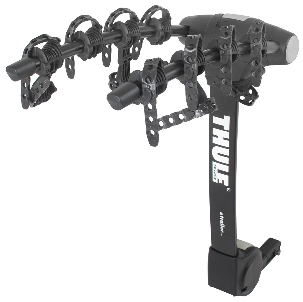 thule vertex 4 bike rack for 1 1 4 and 2 hitches tilting thule hitch bike racks th9029. Black Bedroom Furniture Sets. Home Design Ideas