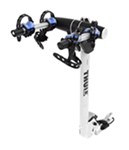 "Thule Helium Aero 2 Bike Carrier for 1-1/4"" and 2"" Hitches - Aluminum - Tilting"