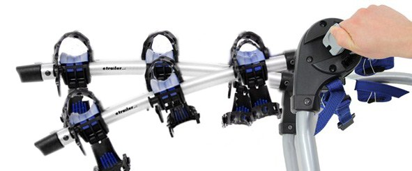 Thule Archway XT's adjustable dual arms