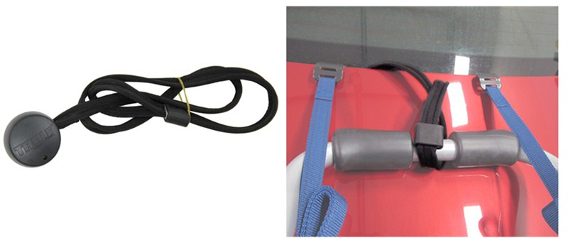 The Archway XT's TrunkLocker security strap