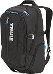 Thule Crossover Laptop Backpack - 25 Liter - Black