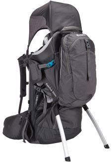 Thule technical backpack and child carrier