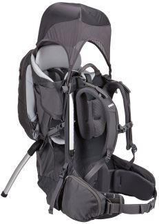 Sun shade on Sapling child backpack
