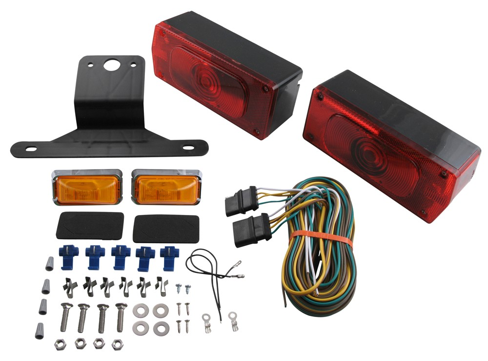similiar trailer wiring kit keywords trailer light wiring kit harness on boat trailer lights wiring