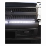 "Bully LED Light Strips - White - 22"" Long - Qty 2"