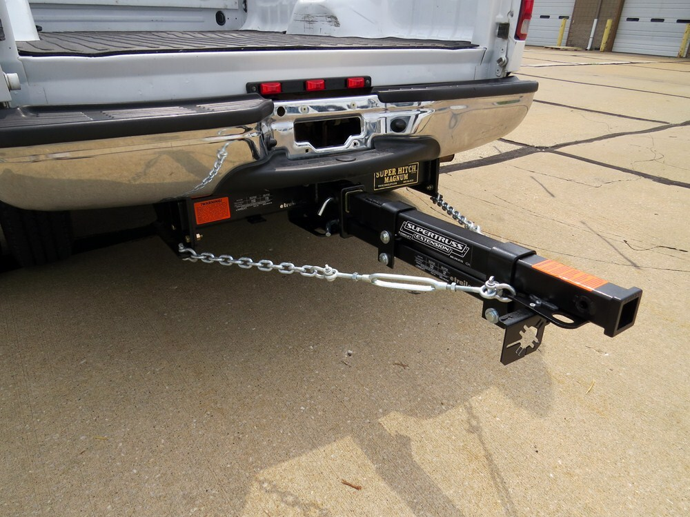 Torklift Supertruss Hitch Extension For Superhitch Trailer