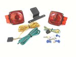 "Submersible Over 80"" Trailer Tail Light Kit"