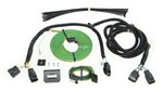 TrailerMate 2009 Jeep Liberty Tow Bar Wiring
