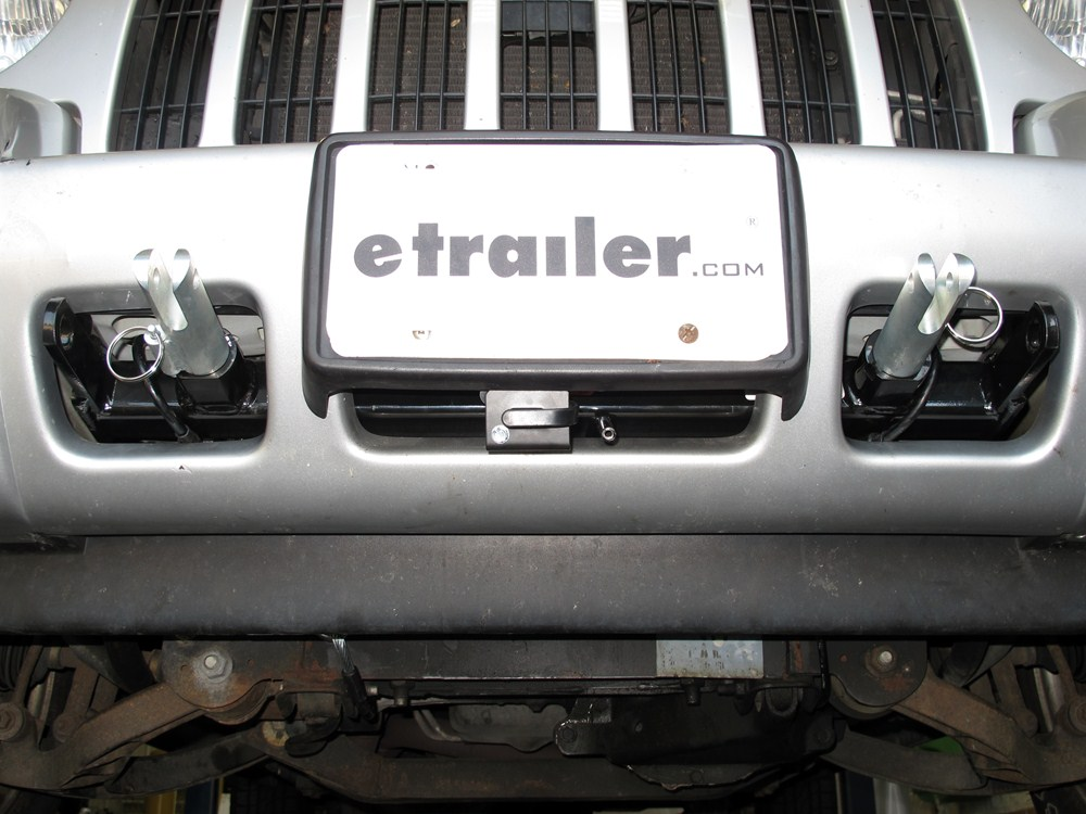 Tm Jeep Liberty on Trailermate Tow Bar Wiring