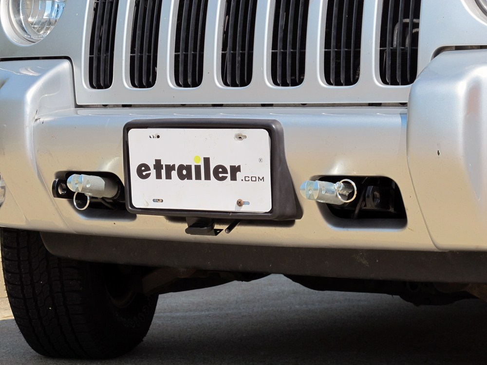 Trailermate Tow Bar Wiring For Jeep Liberty 2007