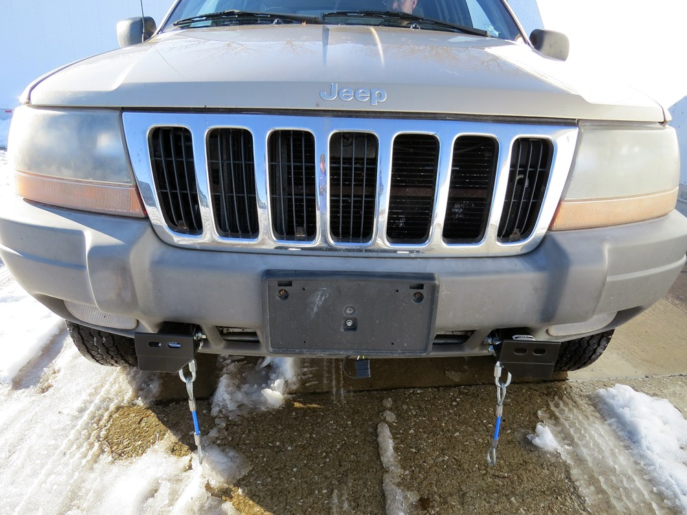 Trailermate Tow Bar Wiring For Jeep Grand Cherokee 2004