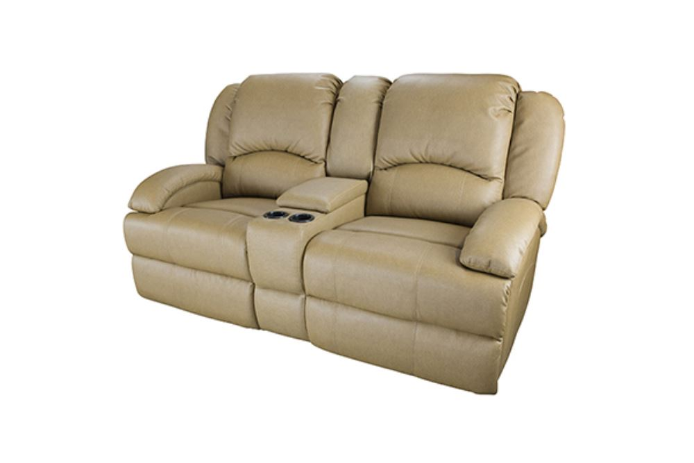 Thomas payne reclining theater love seat in brookwood tobacco thomas payne rv interior tp372694 Loveseat theater seating