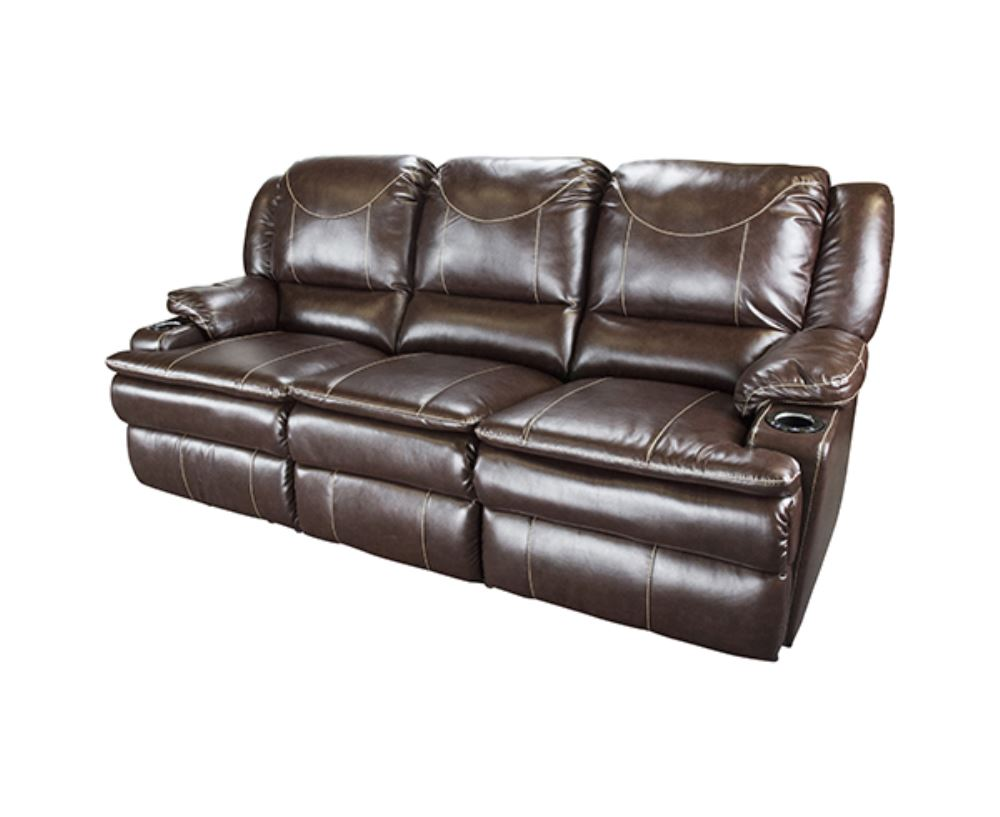 Thomas Payne Reclining Sofa In Jaleco Chocolate Thomas Payne Rv Interior Tp372709