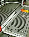 Truck Bed Tailgate Gap Cover - Chevrolet Silverado and GMC Sierra