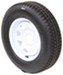 "ST205/75-D15 Bias Trailer Tire with 15"" Steel Wheel - 5 on 4-1/2 - Load Range C"