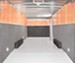 TrailerWare Bulkhead and Wheel Well Liner Kit for Enclosed Trailers - 18' Long x 4' Tall