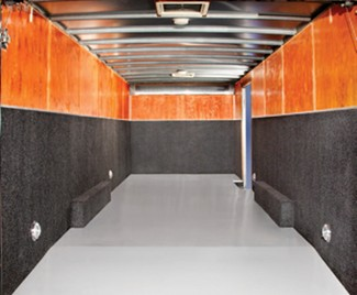 Trailerware Wall Liner For Enclosed Trailers