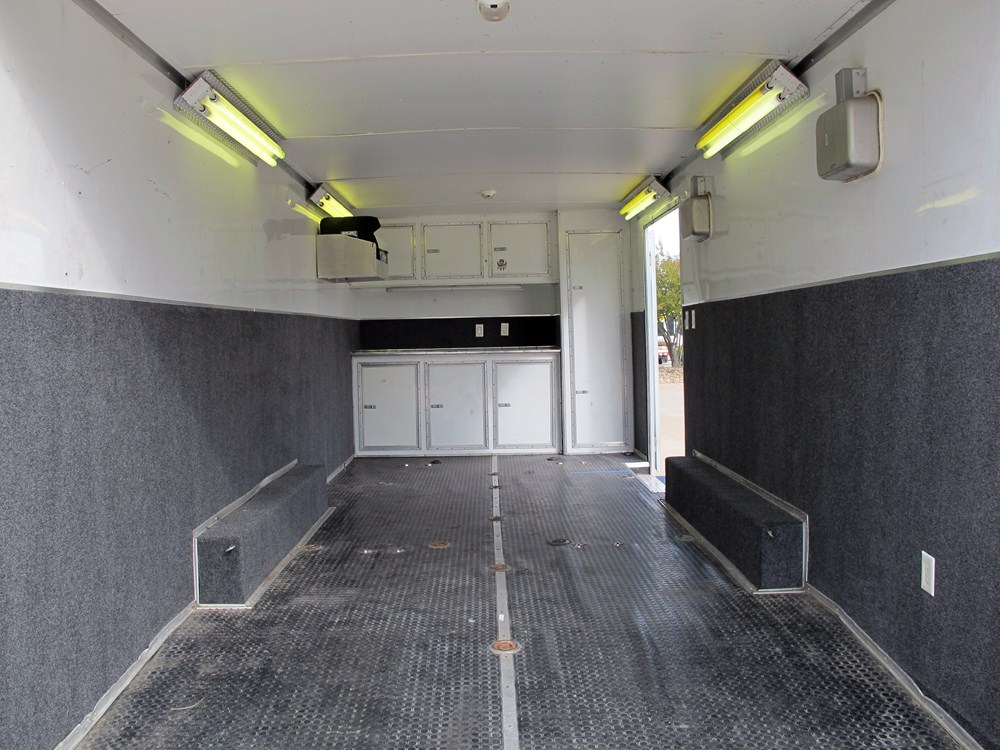 Trailerware Premium Wall Liner Kit For 15 39 To 24 39 Long Enclosed Trailers Trailerware Enclosed