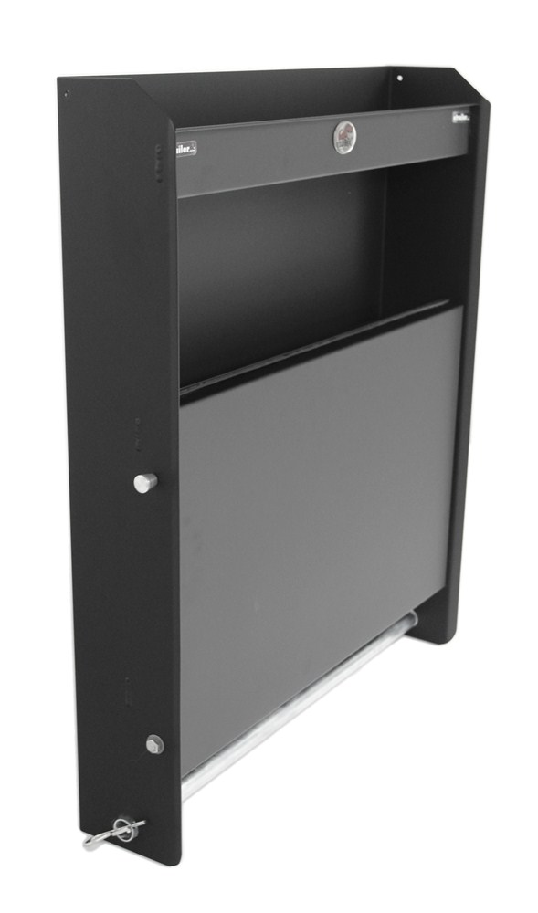 retail kitchen cabinets tow rax aluminum storage cabinet w folding tray 30 1924