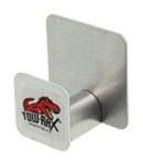 "Tow-Rax Single Bracket Hanger - Aluminum - 3-1/2"" Long x 3-1/2"" Tall x 2-1/2"" Deep"