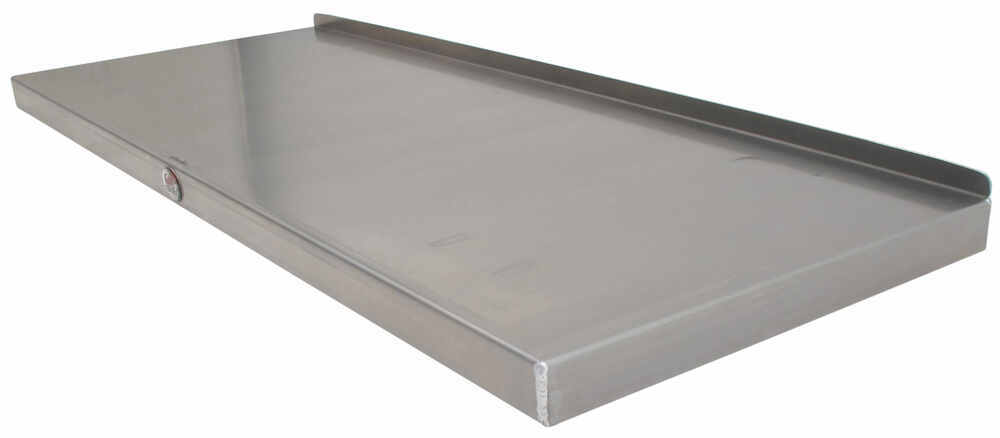 Folding Wall Table : Tow-Rax Wall Mounted Folding Table - Aluminum - 45-1/2