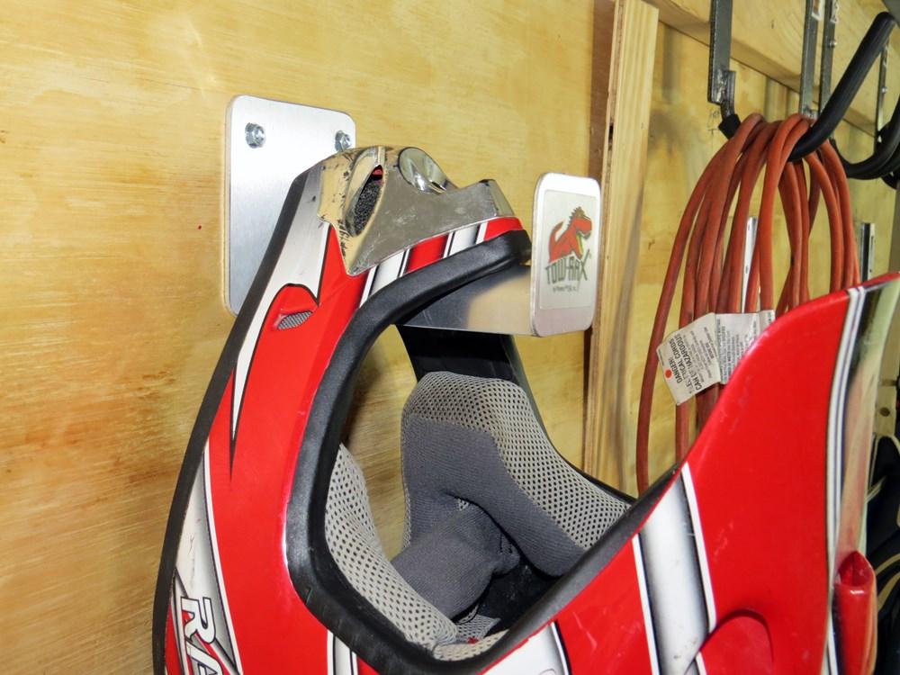 Compare Tow Rax Gear Rack Vs Tow Rax Helmet Etrailer Com