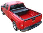 TruXedo TonneauMate Truck Bed Toolbox with Clamp Kit for Nissan with Track Systems