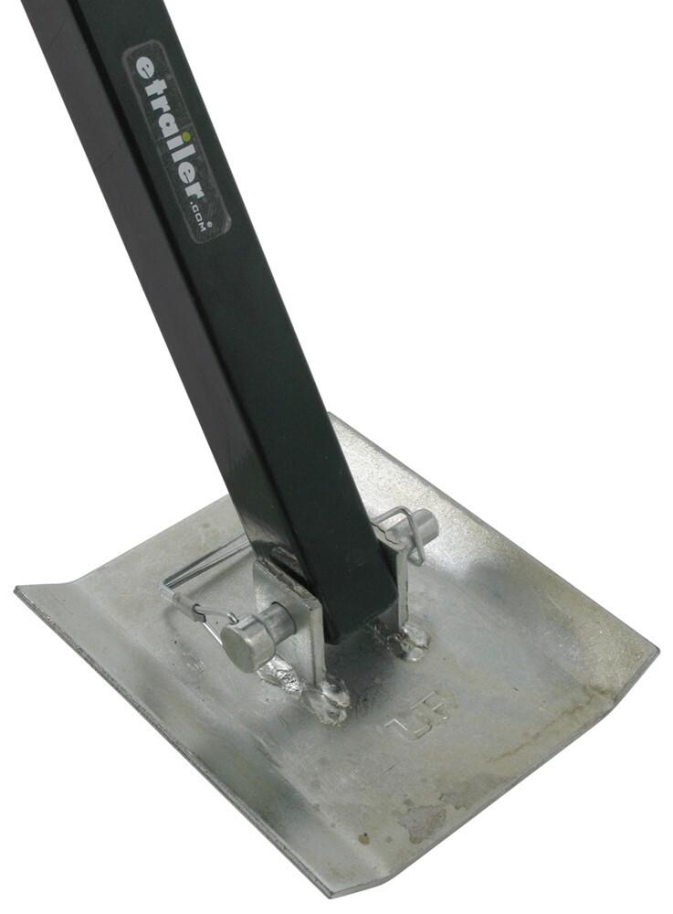 Fifth Wheel Stabilizer : Ultra fab economy th wheel king pin tripod stabilizer