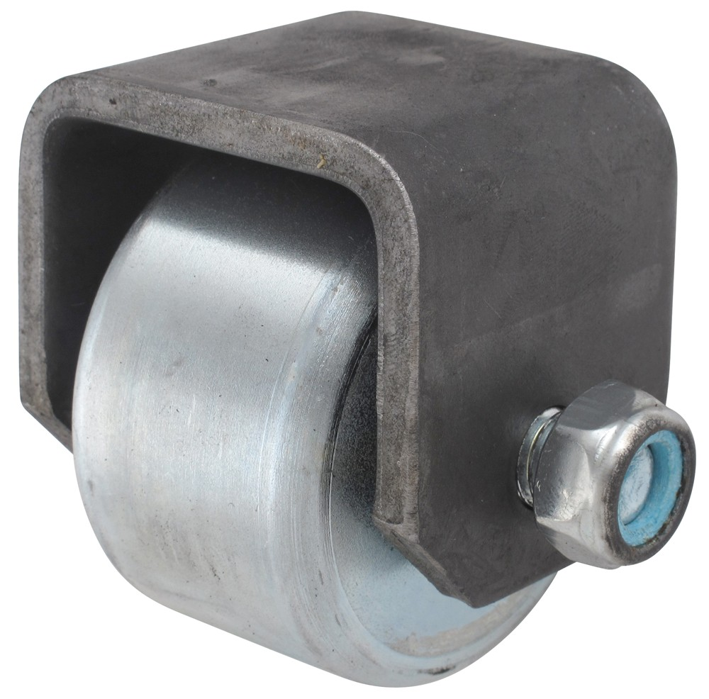 Ultra Fab Steel Mini Roller For Trailers And Rvs Weld On