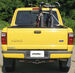 Topline 2 Bike Carrier Truck Bed Mounted Expandable Bike Rack