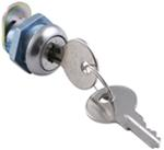 Replacement Lock Cylinder for UWS Toolboxes w Square Paddle Handles - CH504