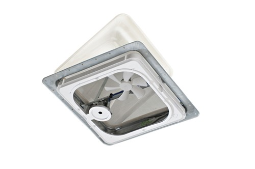Ventline Ventadome Roof Vent W 12v Fan And Wall Switch