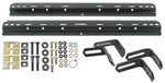 Valley Custom Installation Kit with Rails and Brackets for 5th Wheel Trailer Hitch