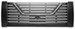 Louvered Tailgate Insert for Stromberg Carlson 4000 Series 5th Wheel Louvered Tailgate