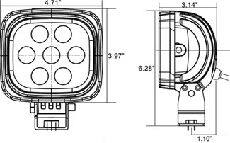 Wiring A Car 101 besides 9 Pin Trailer Connector Wiring Diagram likewise Shure 588 Wiring Diagram further Wiring Diagram For 480 Volt Plug together with Leviton 5224 Wiring Diagram. on trailer receptacle wiring diagram