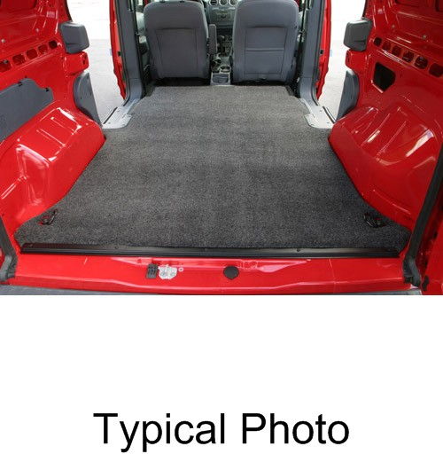2012 Ford Transit Connect Refrigeration Mini Cargo Van: Cargo Van Mats For 2012 Ford Transit Connect