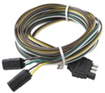 Extension Wiring Harness for Wesbar Agricultural Lights - Wishbone Style - 15' Long