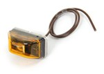 Wesbar Waterproof Clearance/Side Marker Lights - Amber