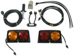 Wesbar Agricultural Lights w/ Brake Light Function, 7-Pole Connector, and Enhanced-Lighting Module