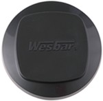Replacement Black Insert for Red Wesbar Agriculture Lights - Qty 1