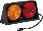 Replacement Wesbar Agriculture Light - Amber/Red - Driver's Side