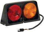 Replacement Wesbar Agriculture Light - Red/Amber - Passenger's Side