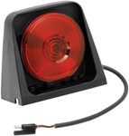 Wesbar Single Agriculture Light - Red/Black
