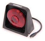 Wesbar Single Agriculture Light w/ Brake Light Function - Red/Black