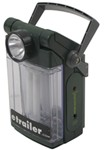 Solar Powered Outdoor Lantern and Flashlight by Wagan