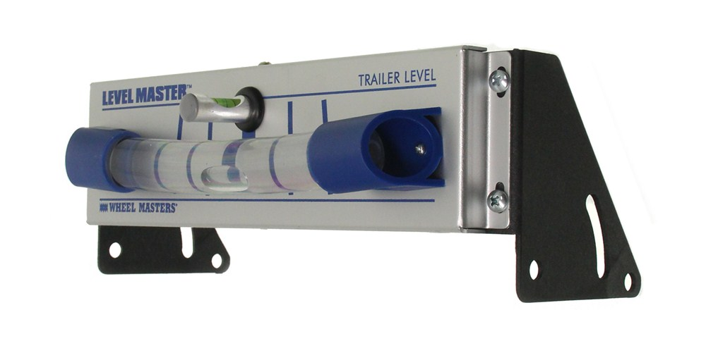 Wheel Masters Level Master Trailer Bubble Level with 5th