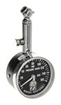 Wheel Masters Analog Tire Pressure Gauge for Trucks and RVs - 10 to 160 psi